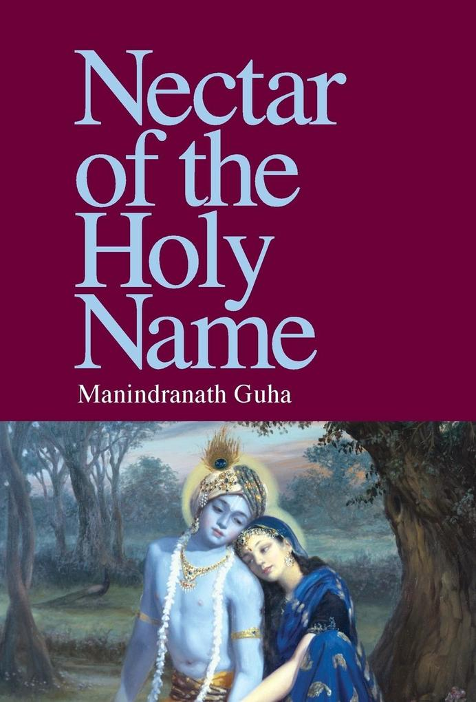 Nectar of the Holy Name als Buch