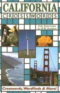 California Crosswords als Taschenbuch
