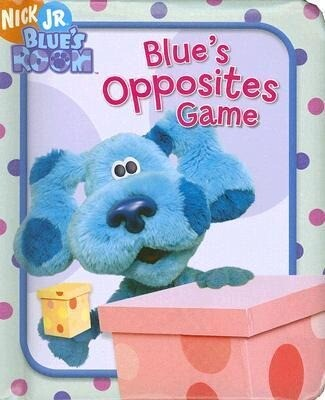 Blue's Opposites Game als Buch