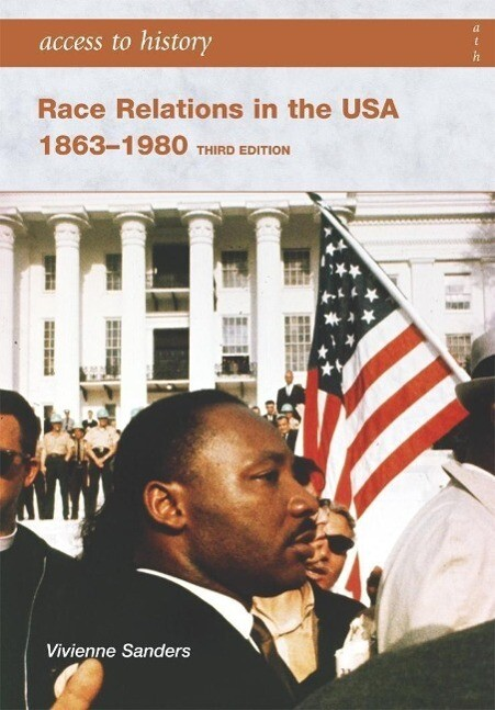 Race Relations in the USA 1863-1980 als Buch