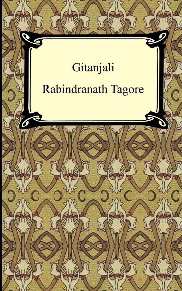 Gitanjali als Buch