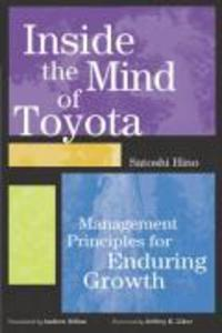 Inside the Mind of Toyota als Buch