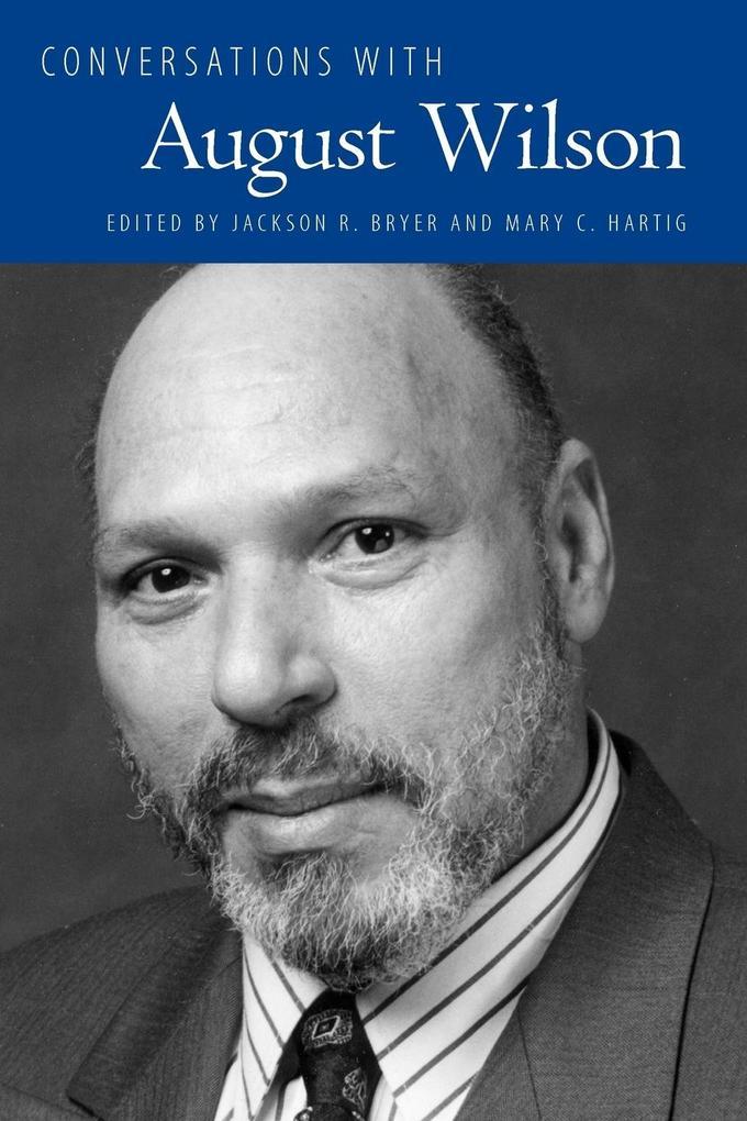 Conversations with August Wilson als Taschenbuch