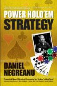 Daniel Negreanu's Power Hold'em Strategy als Taschenbuch