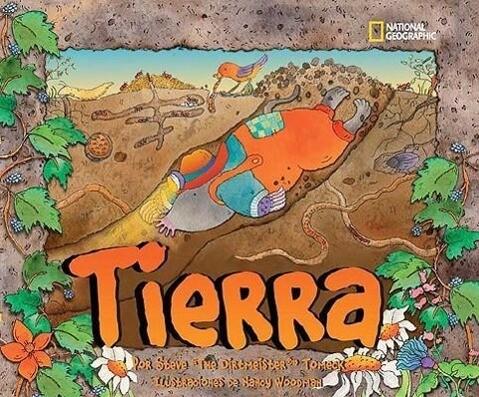 Tierra als Buch