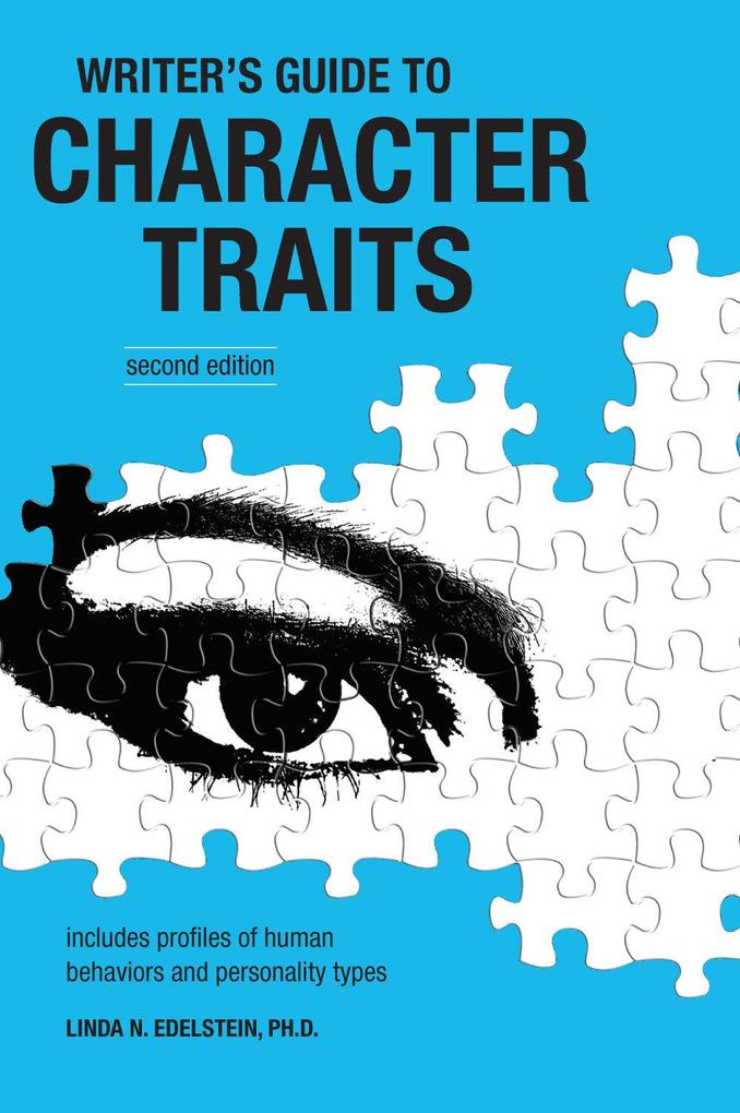 The Writer's Guide to Character Traits als Taschenbuch
