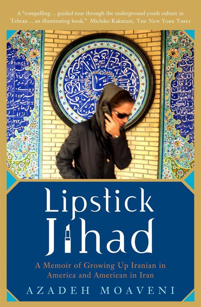 Lipstick Jihad als Taschenbuch
