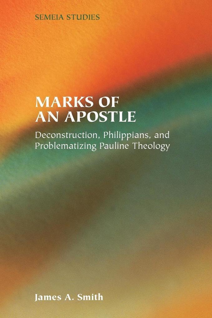 Marks of an Apostle als Taschenbuch