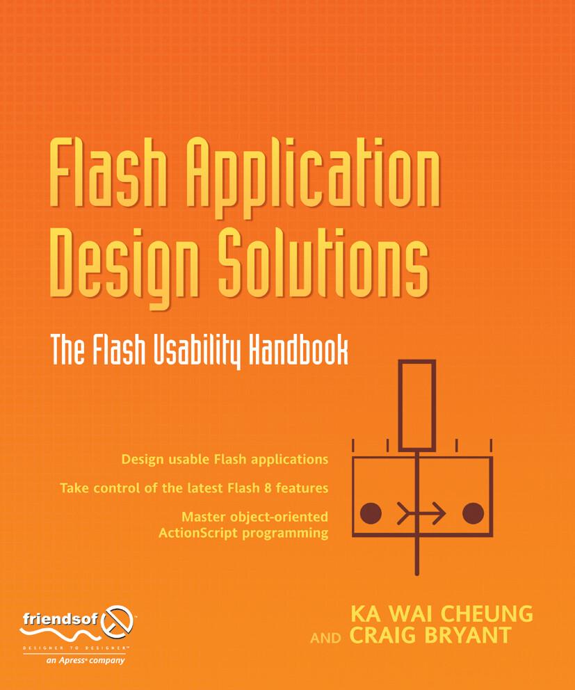 Flash Application Design Solutions: The Flash Usability Handbook als Taschenbuch