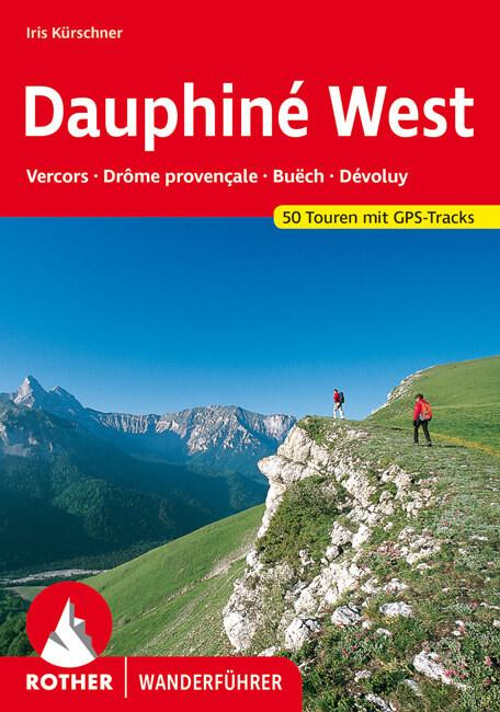 Dauphiné West als Buch