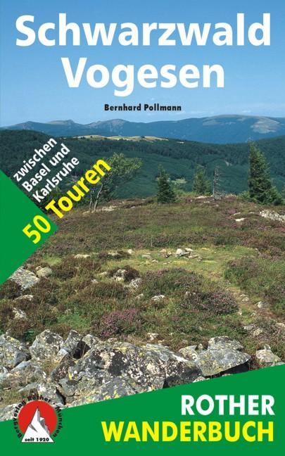 Schwarzwald - Vogesen als Buch