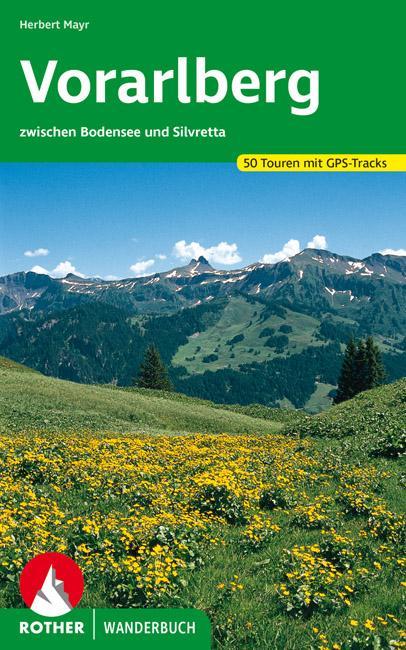 Vorarlberg als Buch