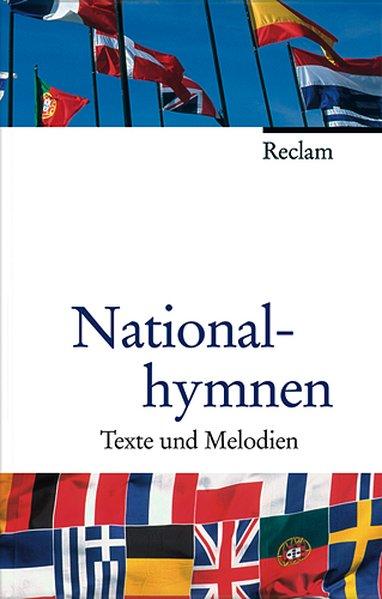 Nationalhymnen als Buch