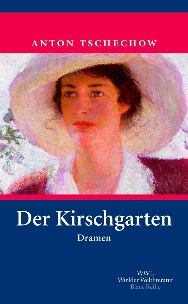 Der Kirschgarten als Buch
