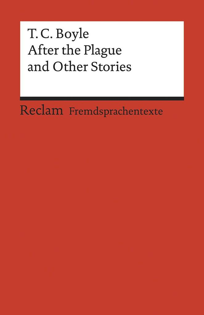 After the Plague and Other Stories als Taschenbuch