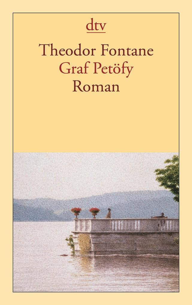 Graf Petöfy als Taschenbuch
