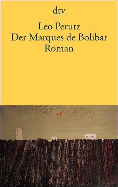 Der Marques de Bolibar als Taschenbuch