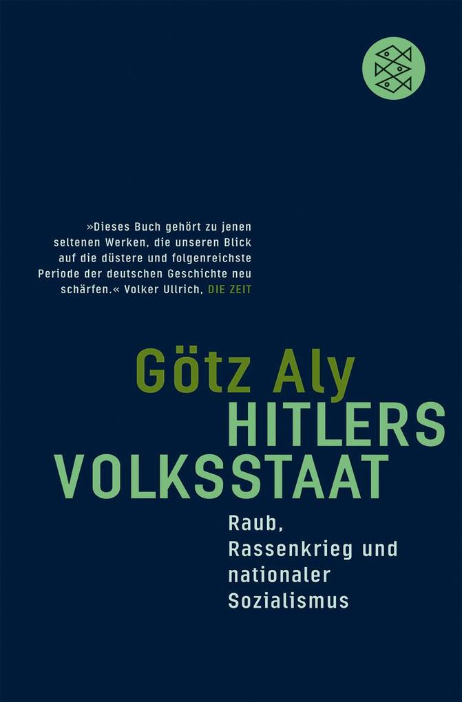 Hitlers Volksstaat als Taschenbuch