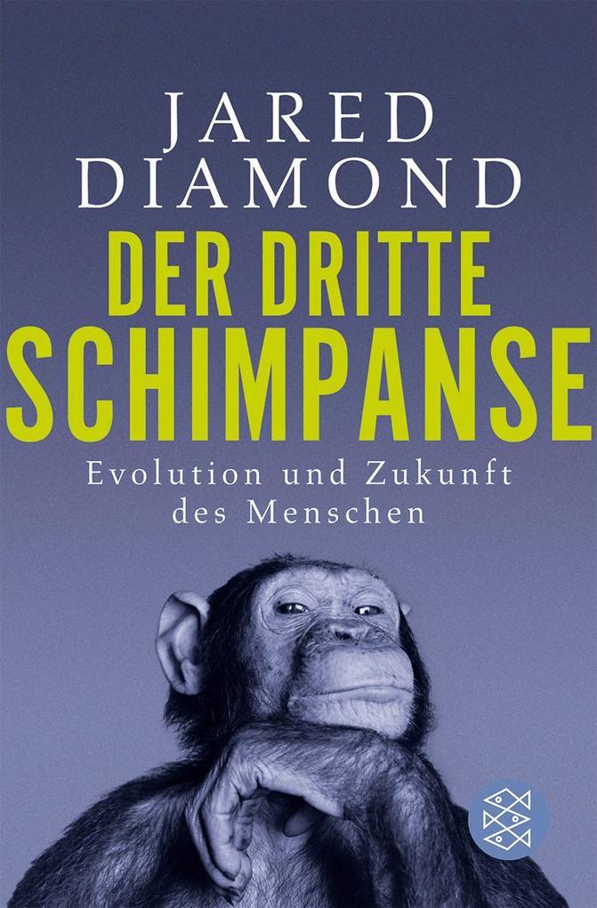 Der dritte Schimpanse als Taschenbuch