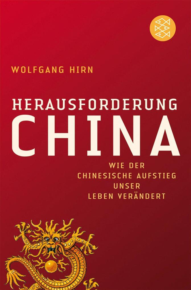 Herausforderung China als Taschenbuch