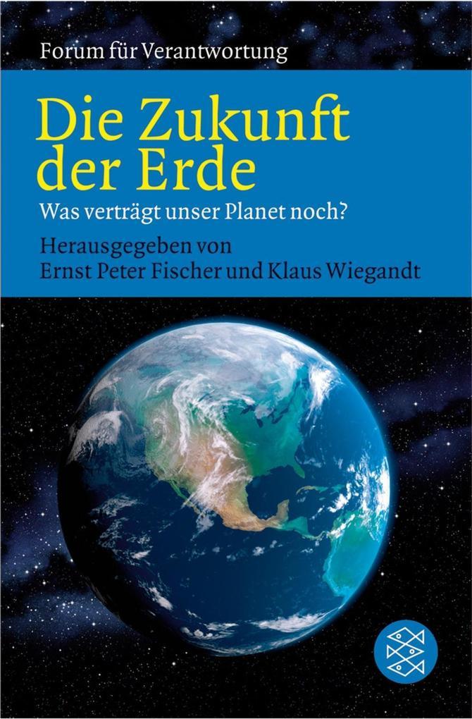 Die Zukunft der Erde als Taschenbuch