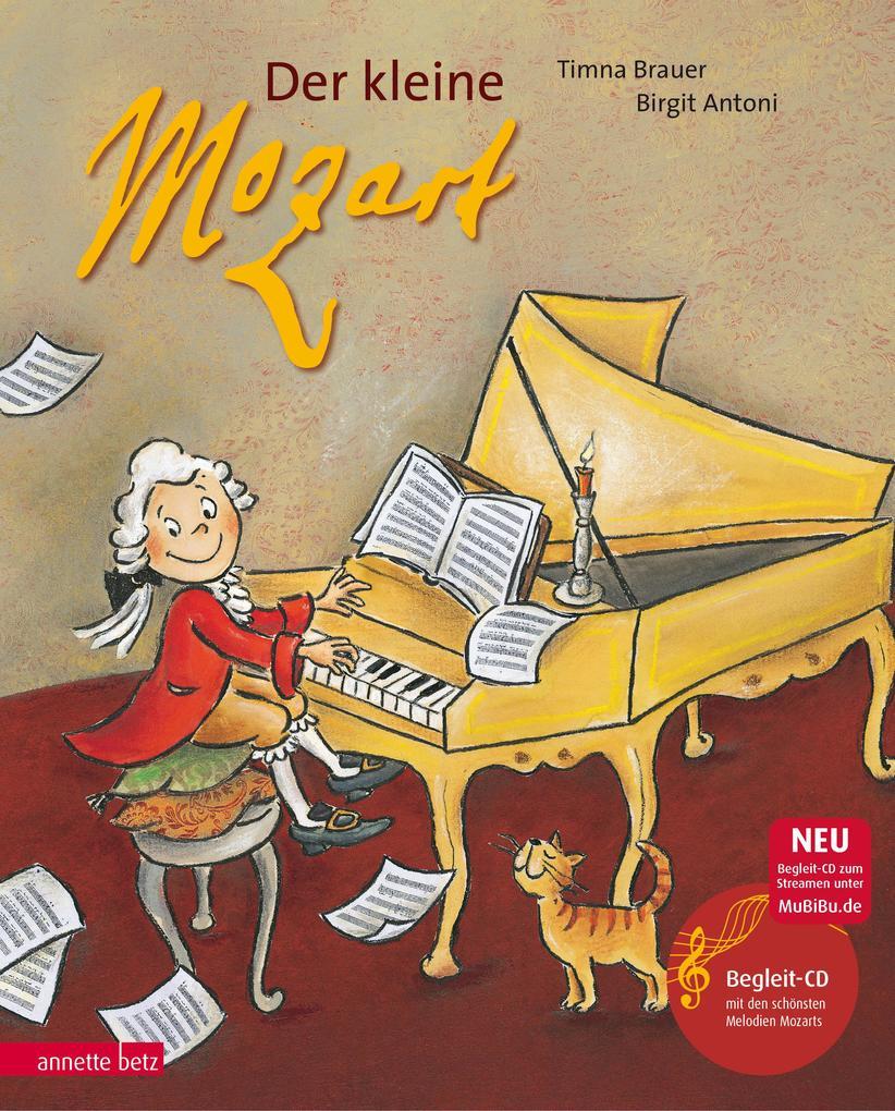 Der kleine Mozart. SuperBuch als Buch