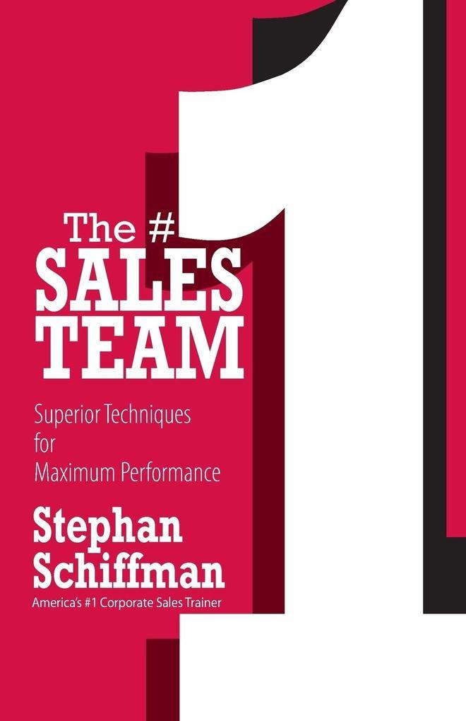 The #1 Sales Team als Taschenbuch
