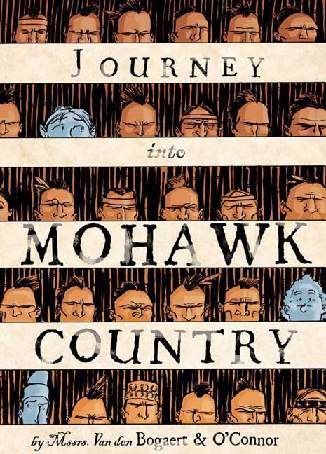 Journey Into Mohawk Country als Taschenbuch