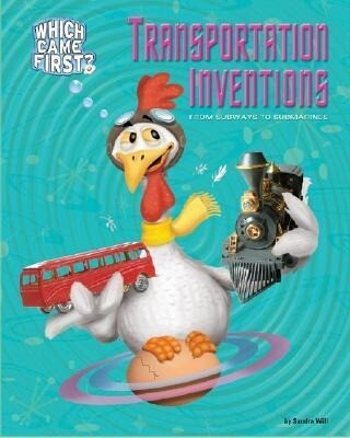 Transportation Inventions: From Subways to Submarines als Buch