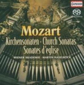 Kirchensonaten als CD