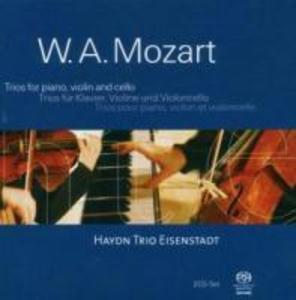 Klaviertrios als CD