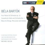 Orchesterstücke/Violinkonz. als CD