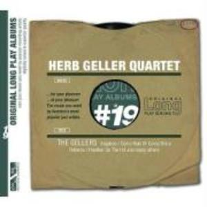 Herb Geller Quartet als CD