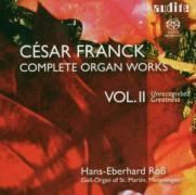 Sämtliche Orgelwerke Vol.2 als CD