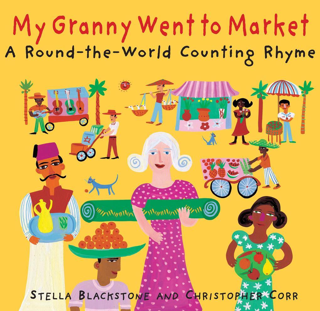My Granny Went to Market als Taschenbuch