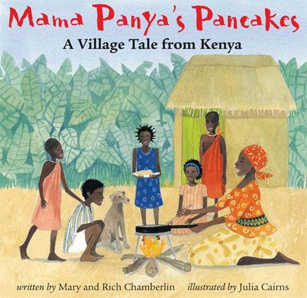 Mama Panya's Pancakes: A Village Tale from Kenya als Taschenbuch