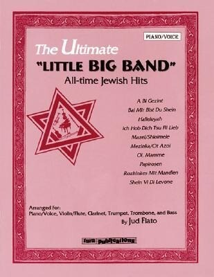 "The Ultimate ""Little Big Band"": All-Time Jewish Hits als Taschenbuch"