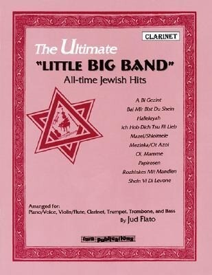 The Ultimate Little Big Band: All-Time Jewish Hits als Taschenbuch