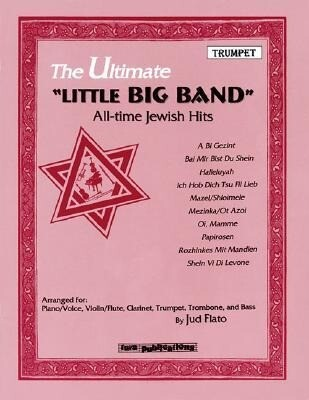"""The Ultimate """"Little Big Band"""": All-Time Jewish Hits als Taschenbuch"""
