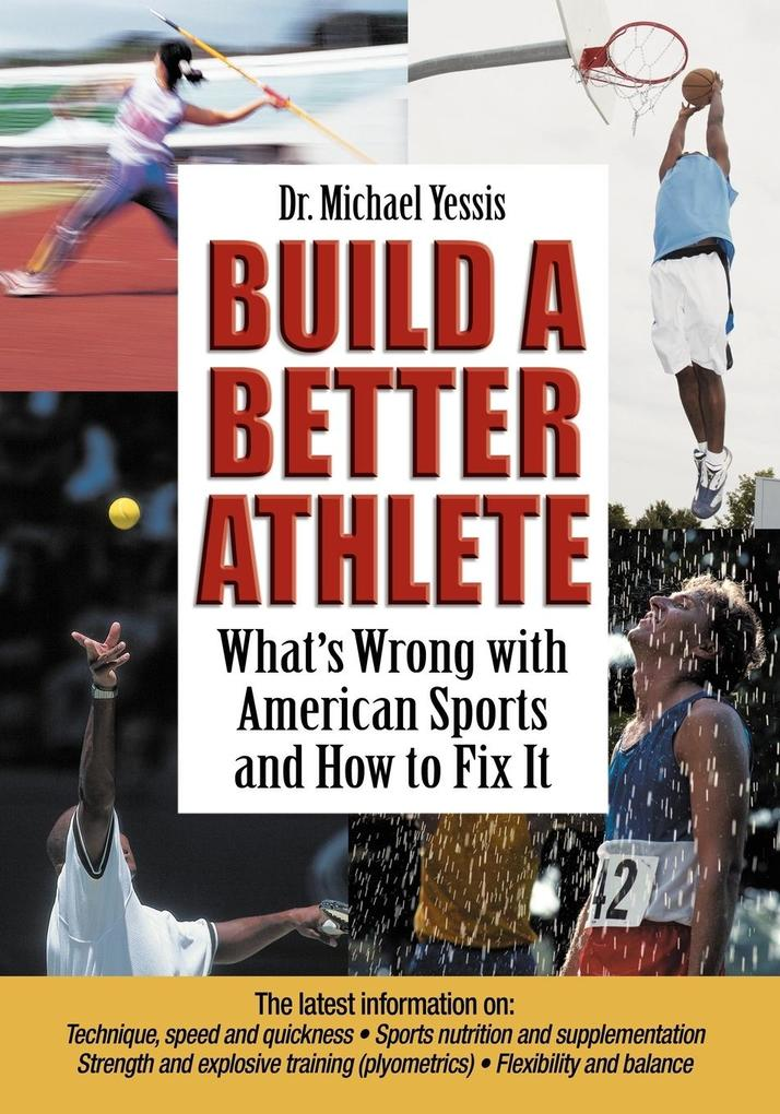 Build a Better Athlete als Buch