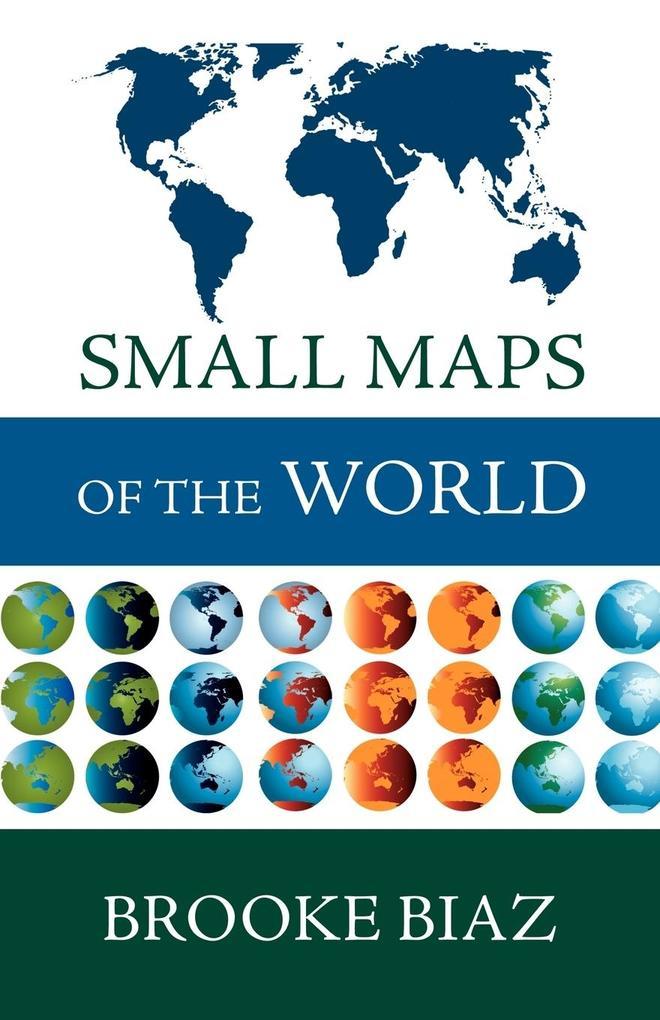 Small Maps of the World als Taschenbuch