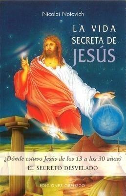 La vida secreta de Jesús als Taschenbuch