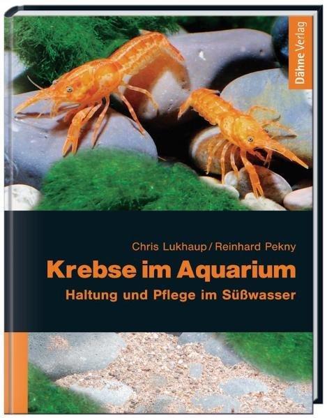 Krebse im Aquarium als Buch