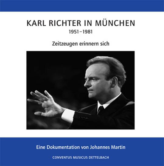 Karl Richter in München als Buch