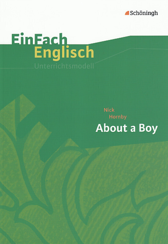 About a Boy: inkl. Filmanalyse als Buch