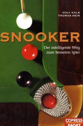 Snooker als Buch
