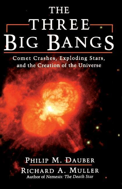 The Three Big Bangs als Taschenbuch