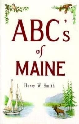 ABC's of Maine als Taschenbuch