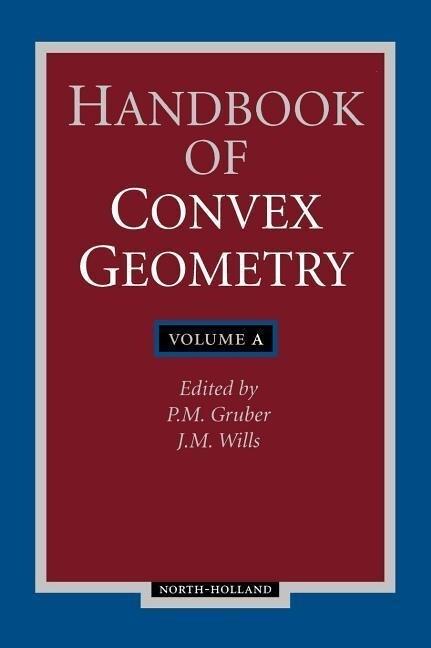 Handbook of Convex Geometry als Buch