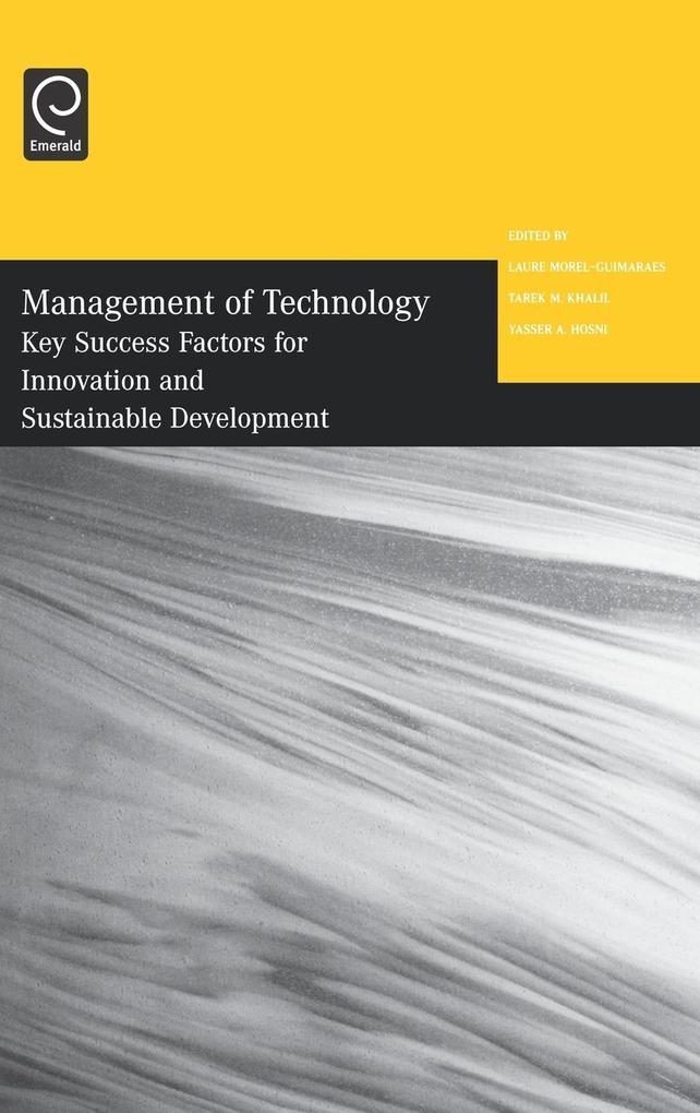 Management of Technology als Buch